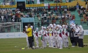 نماز جماعت ورزشی